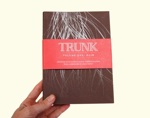 TRUNK Book  in style fashion art  Category