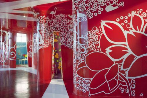 Espacio C Mixcoac in Mexico City by ROW Studio