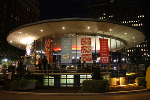 DesignPhiladelphia Opening Night in main  Category