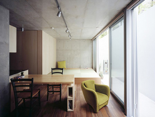 Terrace House in Japan by Chiba Manabu Architects