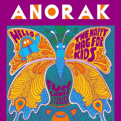 Anorak Magazine Giveaway in sponsor news events  Category