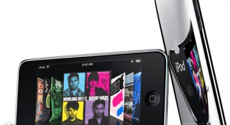 Win An Apple iPod Touch 8GB!