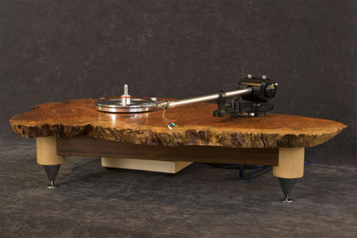 Wooden Turntables in technology  Category