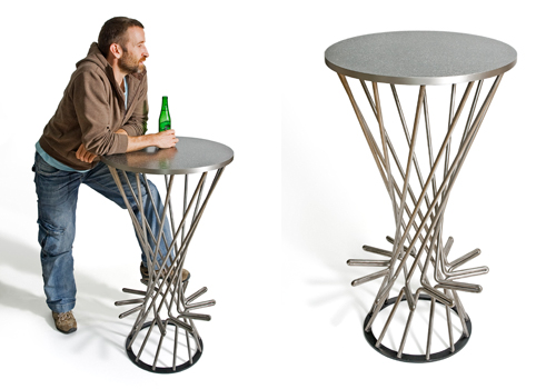 Bar Table and Upcycle by Måns Salomonsen in home furnishings  Category