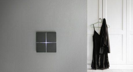 Sentido Light Switch by Basalte
