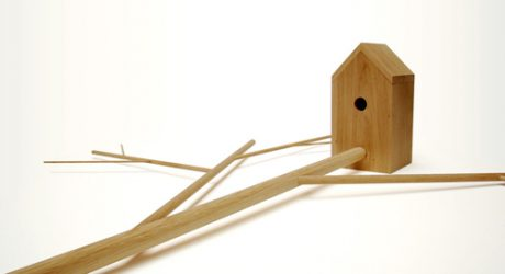 Birdhouse from Vlaemsch()