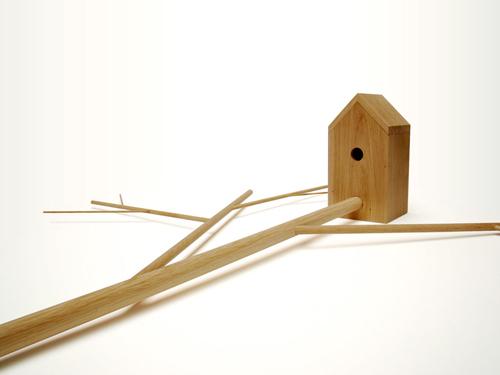Birdhouse from Vlaemsch()