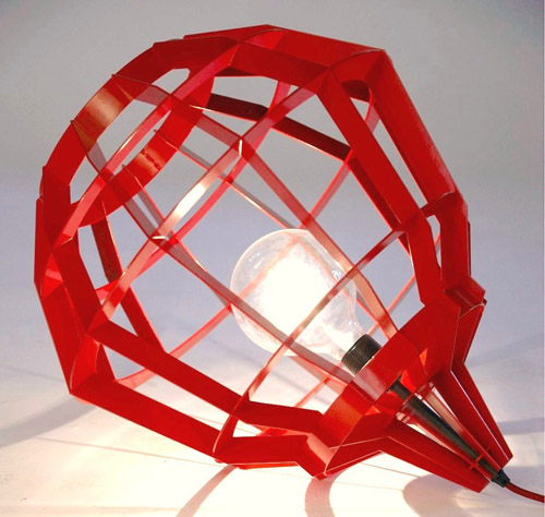 Cage Lamps by Dare Studio