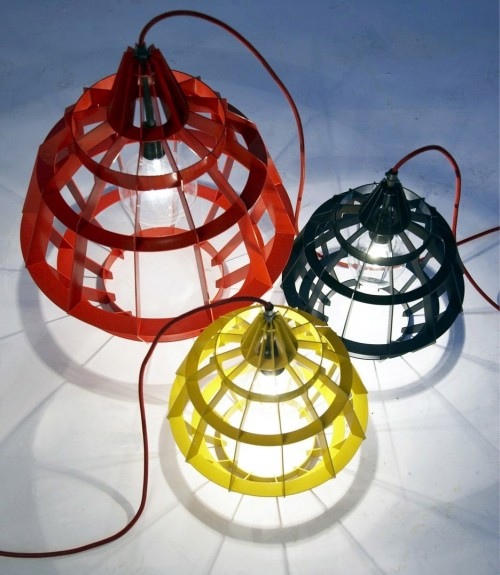 Cage Lamps by Dare Studio in home furnishings  Category