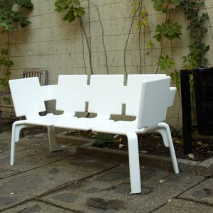 Corian Bench Inventions in Philadelphia