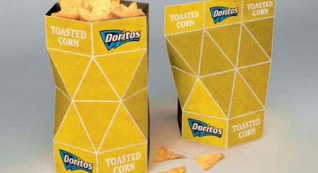 Doritos Packaging Concept by Peter Pavlov