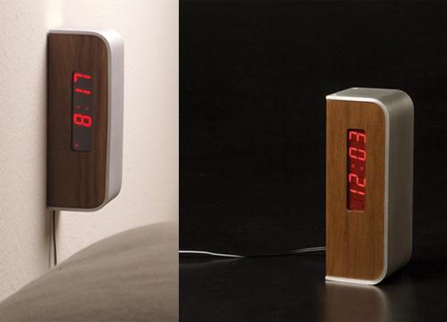 Greg Wolos' Emily Clock for Furni