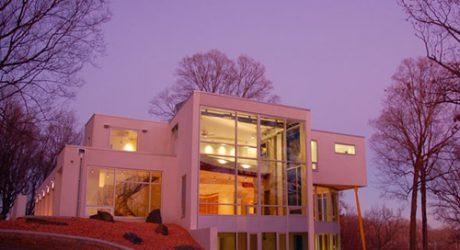 Modern Concrete Prefab by MA Architecture