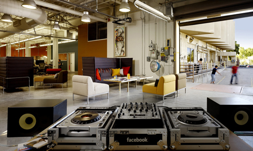 Facebooks Offices In California By Studio O A