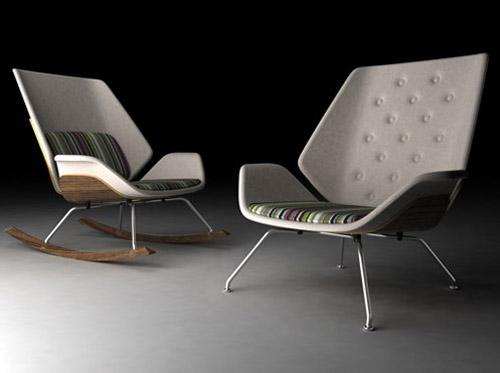 Fulton Lounge - Design Milk