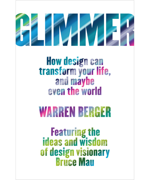 Glimmer by Warren Berger in technology news events home furnishings art architecture  Category