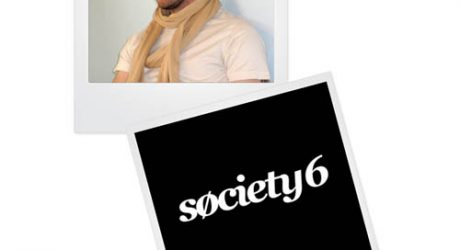 Friday Five with Justin Cooper of Society6
