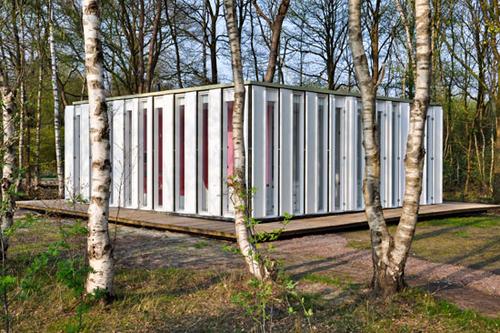 Bloot architecture architectenbureau den haag nederland