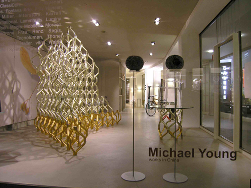 Michael Young – Works In China