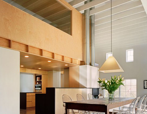 Modern Barn in Connecticut by Specht Harpman in main architecture  Category