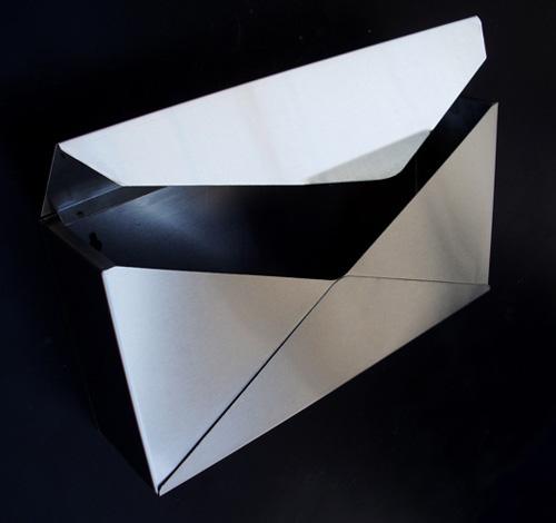 Modern Stainless Steel Mailbox