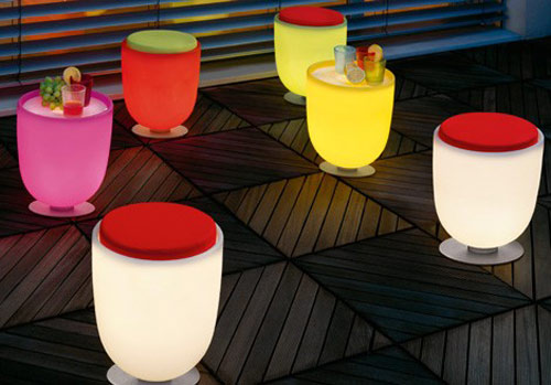 Adopt the Lounge Attitude with Playful Outdoor Lighting in main home furnishings  Category
