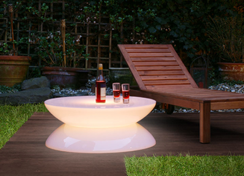 Adopt the Lounge Attitude with Playful Outdoor Lighting in home furnishings  Category