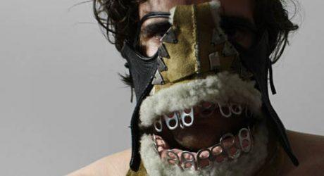 Masks by Shin Murayama