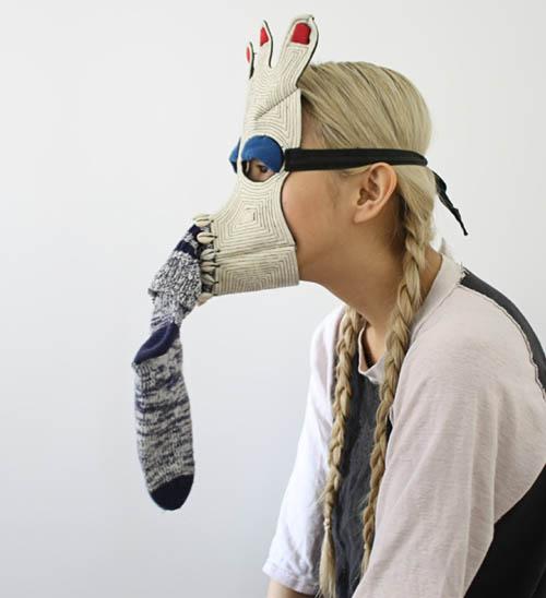 Masks by Shin Murayama in style fashion main  Category