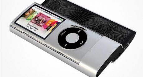 Green Power Nano Speakers