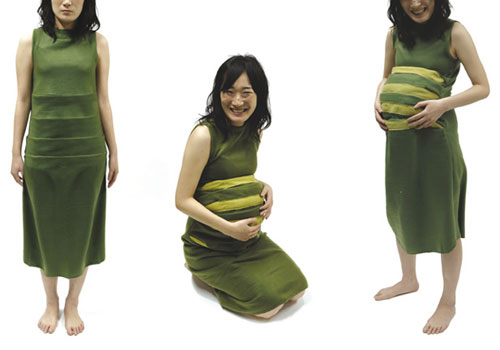 Skin Maternity Clothing by Marisol Rodriguez