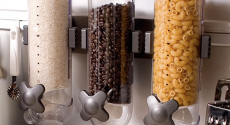 SmartSpace Dry Food Dispenser by Zevro