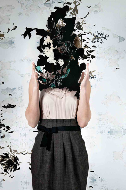 Smoke and Mirrors by Solenne Morigeaud  in main home furnishings art  Category