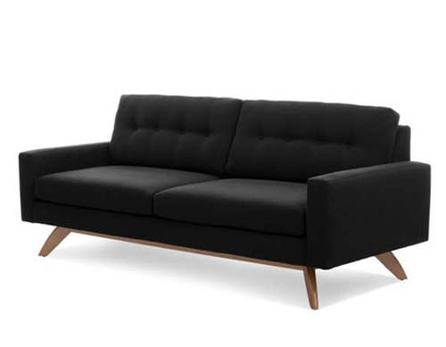 Edgar Blazona for TrueModern Luna Sofa