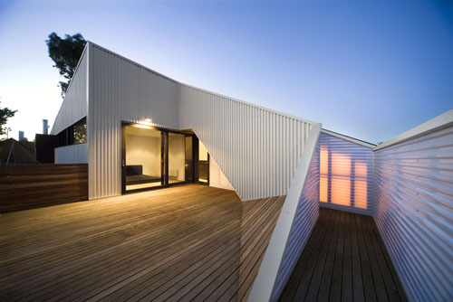 Tyson Street Home by Jackson Clements Burrows in main architecture  Category