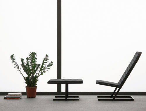The U Chair by Sylvain Willenz
