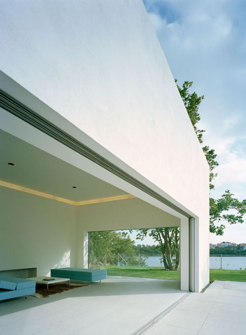 Villa M2 in Sweden by Jonas Lindvall A&D in main architecture  Category