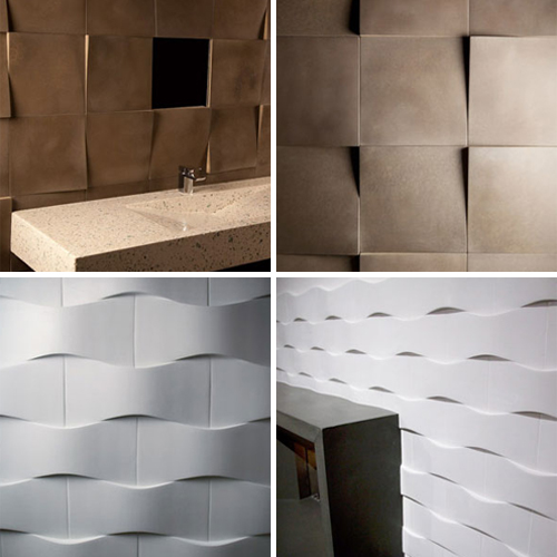 Concrete Tiles in interior design  Category