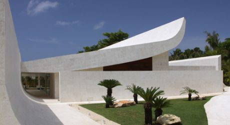 House in the Dominican Republic by A-cero