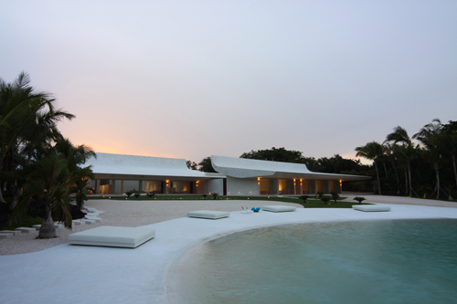 House in the Dominican Republic by A cero in main architecture  Category