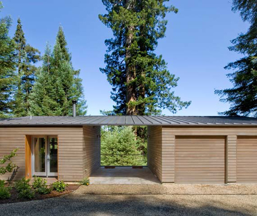 Sebastopol Residence by Turnbull Griffin Haesloop Architects in architecture  Category