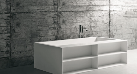 Biblio Bathtubs by Antonio Lupi