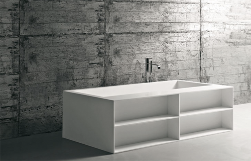 Biblio Bathtubs by Antonio Lupi