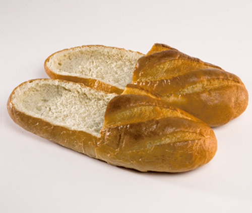 Bread Shoes!
