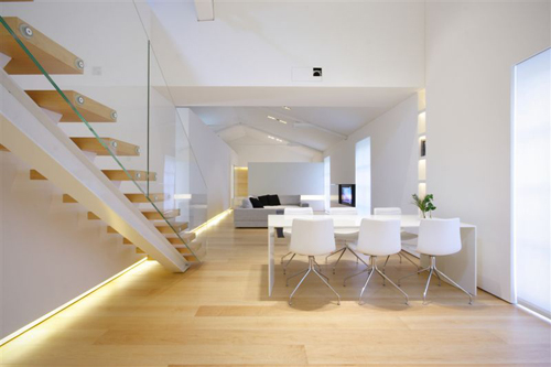 Como Loft in Italy by JM Architecture in main architecture  Category