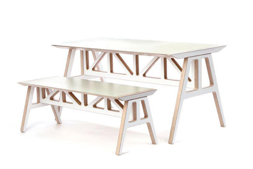 Context Furniture Truss A-Frame Collection