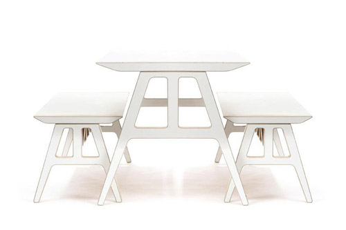 Context Furniture Truss A Frame Collection  in home furnishings  Category