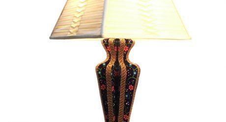 Edge Table Lamp from Liquidesign