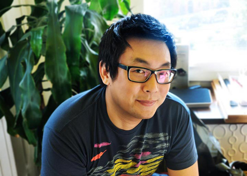 Friday Five (+1) with Gregory Han
