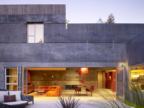 House 6 in California by Fu Tung Cheng in main architecture  Category